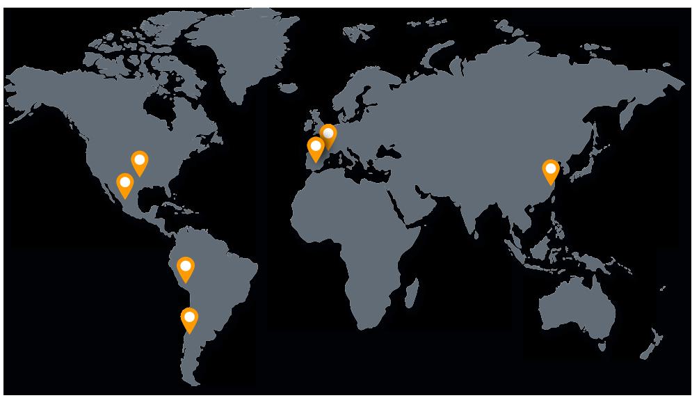 mapa sci