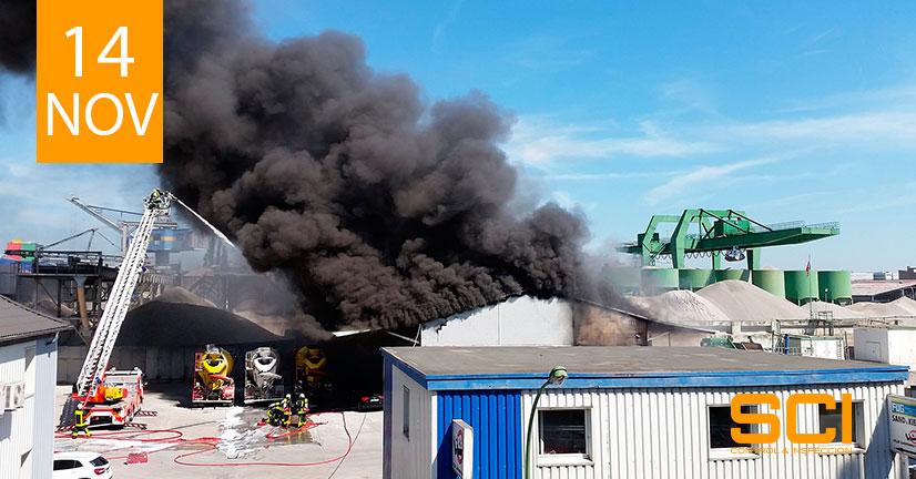 inspección de instalaciones contra incendios