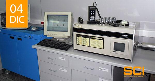 servicio de dosimetría