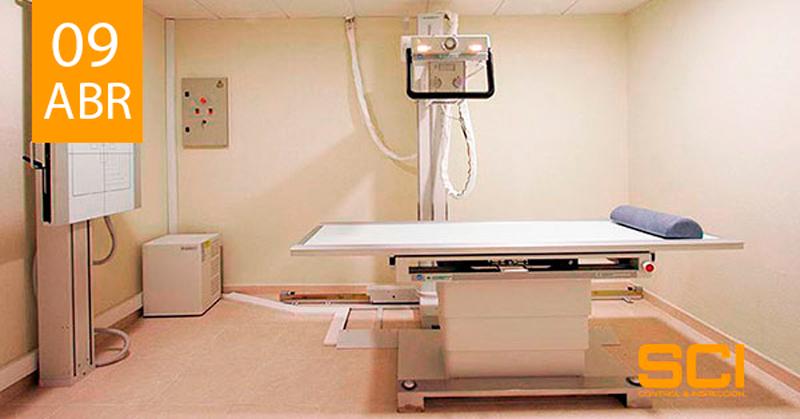Instalaciones de Rayos X con fines de Diagnóstico Médico